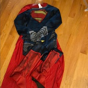Size Large (14-16) Superman costume